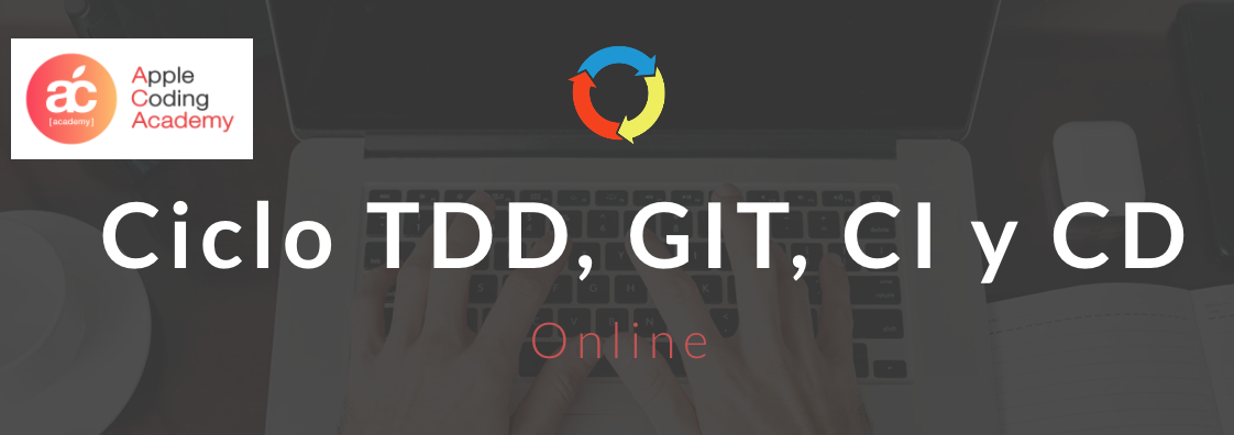 Curso TDD, GIT, CI y CD